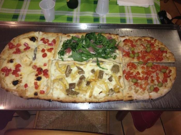 """Pizza """"Riavulillo"""""""